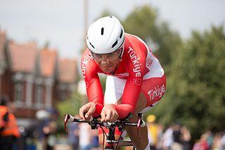 Ahmet Akdilek Turkish racing cyclist