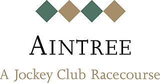 Aintree Racecourse horse racing venue in England
