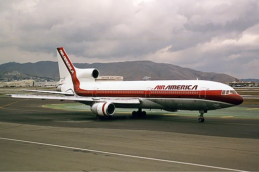 Air America Lockheed L-1011-385-1-14 TriStar 150 Silagi-1