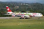 Airbus A340-313, Swiss International Air Lines JP6898488.jpg