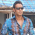 Ajay Devgn at 'Once Upon A Time In Mumbaai' promotions.jpg