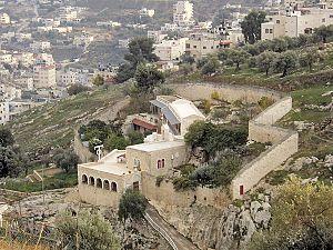 Akeldama - Aceldama monastery