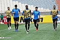 Al Sadd and Persepolis FC training in Azadi Stadium.jpg