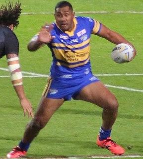 Ali Lauitiiti NZ & Samoa international rugby league footballer