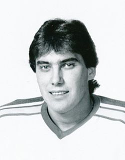 Alain Lemieux Canadian ice hockey player
