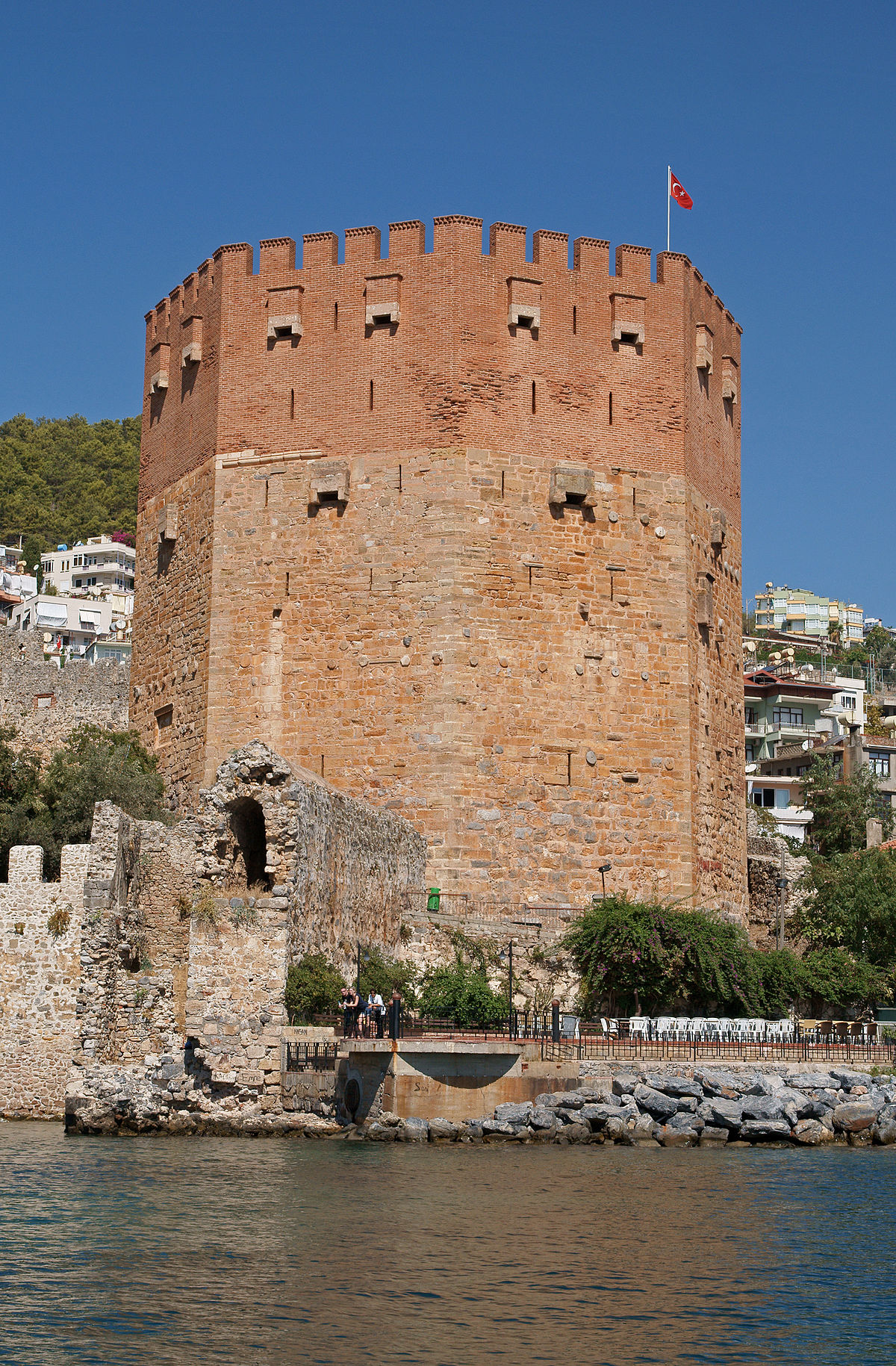 Px Alanya Red Tower