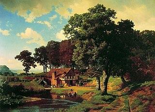 A Rustic Mill