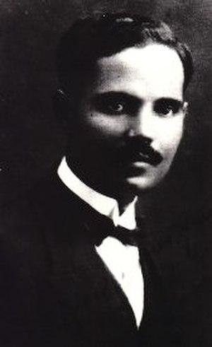Pedro Albizu Campos - Pedro Albizu Campos during his years at Harvard University, 1913-1919