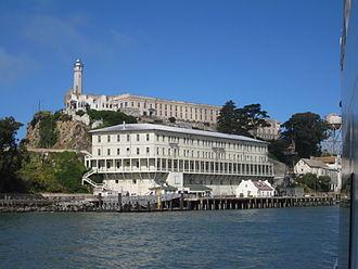 Alcatraz Wharf - Alcatraz wharf