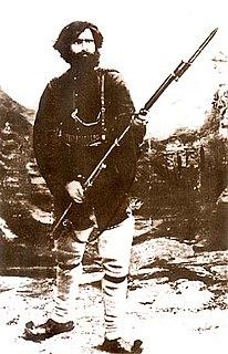 Aleksandar Turundzhev Macedonian revolutionary