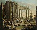 Alessandro Magnasco - Bacchanale - 78.PA.1 - J. Paul Getty Museum.jpg