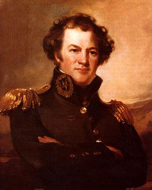 Alexander Macomb (merchant) - Portrait of the subject's son and namesake, Major General Alexander Macomb (1782-1841).