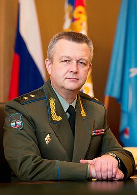 генерал-лейтенант Александър Головко
