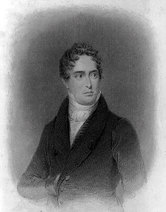 Alexander Hill Everett - Image: Alexander Hill Everett, 1790 1847, half, facing slightly right (cropped)