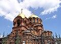 Alexander Nevsky Cathedral Novosibirsk 03.JPG