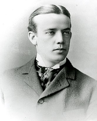 Alexander S. Lilley - Lilley pictured in 1890