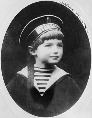 Alexei Nikolaevich, Tsarevich of Russia 02.jpg
