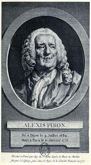 Alexis Piron - Image: Alexis Piron