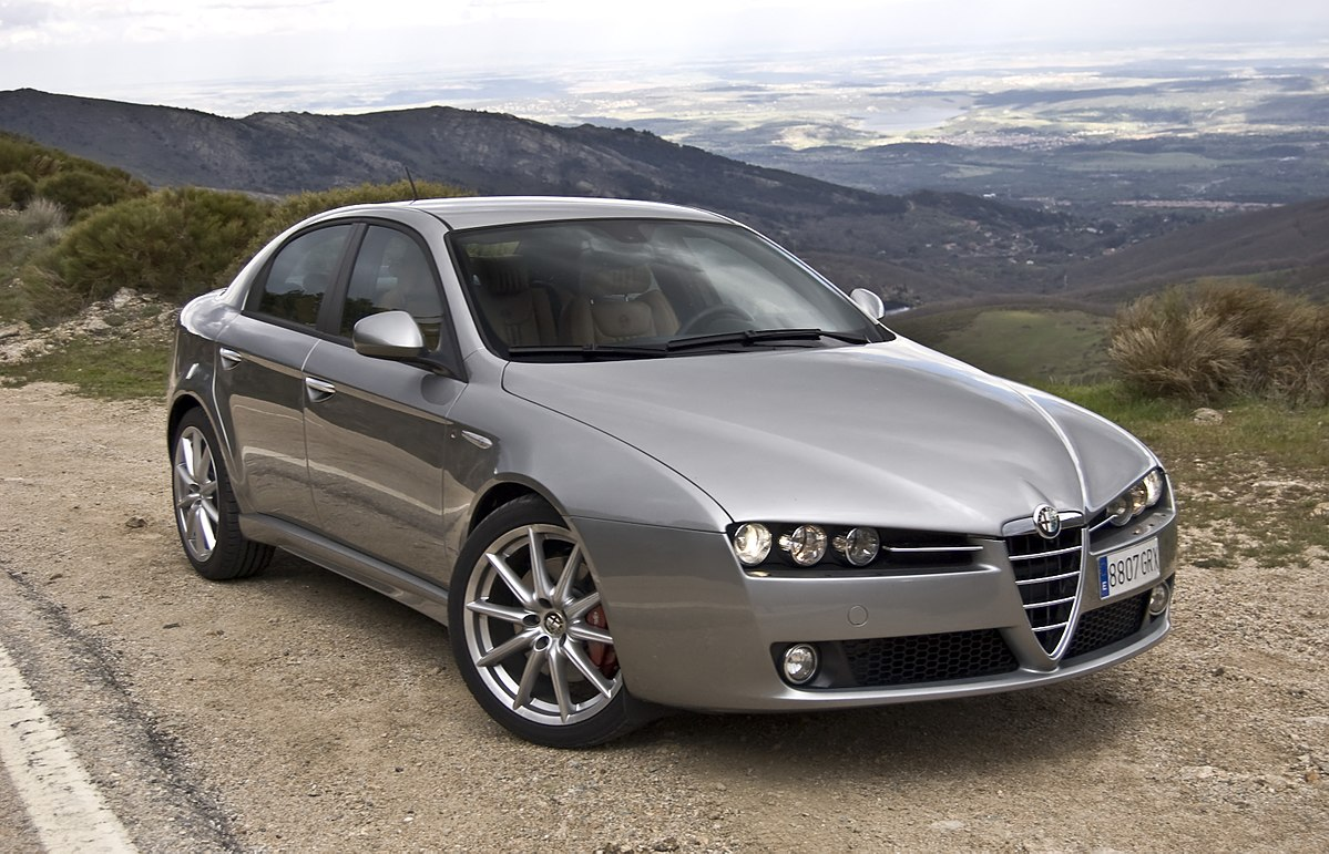 alfa romeo 159 wikipedia wolna encyklopedia. Black Bedroom Furniture Sets. Home Design Ideas