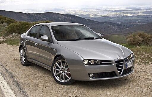 Autobaterie do Alfa Romeo 159