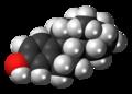 Alfatradiol 3D spacefill.png