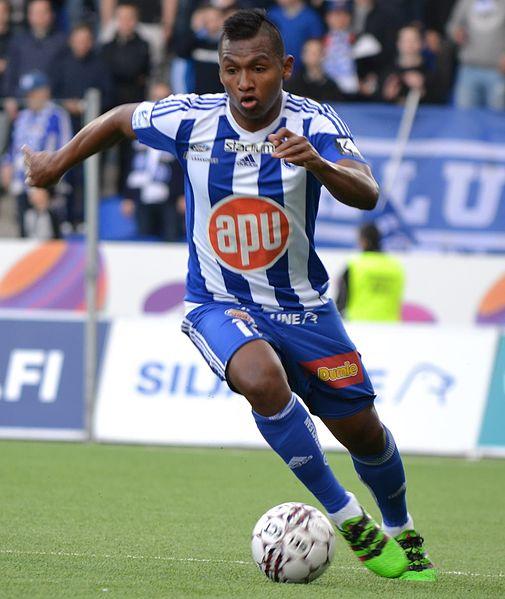 Alfredo Morelos transfer odds