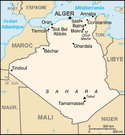 Algeria map-FR.png