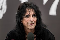 Alice Cooper American rock singer, songwriter and musician