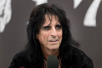 Alice Cooper - Cooper on August 5, 2017