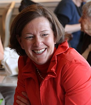 Alberta general election, 2012 - Image: Alison Redford 2012