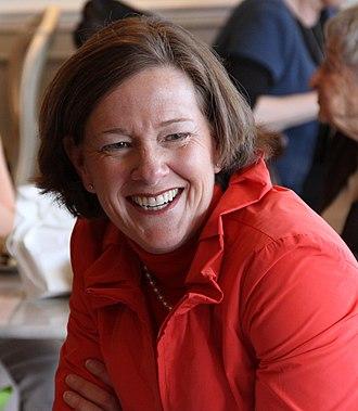 Alberta general election, 2012 - Image: Alison Redford 2012