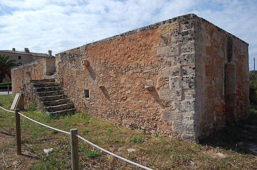 Aljub de la Font Santa - Majorca