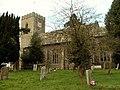 All Saints church at Dickleburgh, Norfolk - geograph.org.uk - 351335.jpg