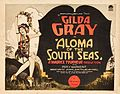Aloma of the South Seas lobby card - A.jpeg