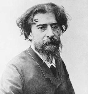 Alphonse Daudet - Portrait of Alphonse Daudet
