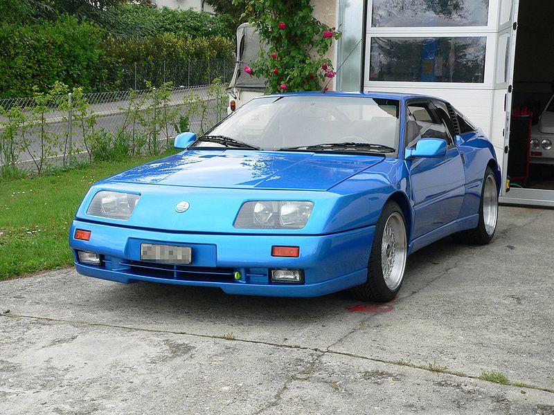 Alpine Sports Car Price