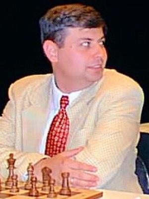Boris Alterman - Boris Alterman 1998 at Recklinghausen