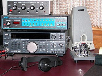 Emergency communication system - Short-wave Radio