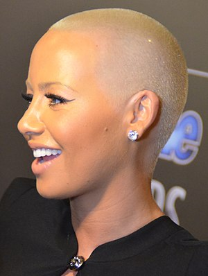 Amber Rose - Rose at the ''People'' magazine awards in December 2014