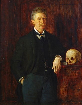 Ambrose Bierce - Ambrose Bierce, by J.H.E. Partington