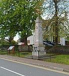 Amelia Earhart monument, Stepney Road, Burry Port - geograph.org.uk - 3612060.jpg