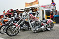 American Ironhorse Custom Texas Chopper 280 HR – Hamburg Harley Days 2015 01.jpg