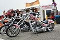 American Ironhorse Custom Texas Chopper 280 HR – Hamburg Harley Days 2015 01.jpg