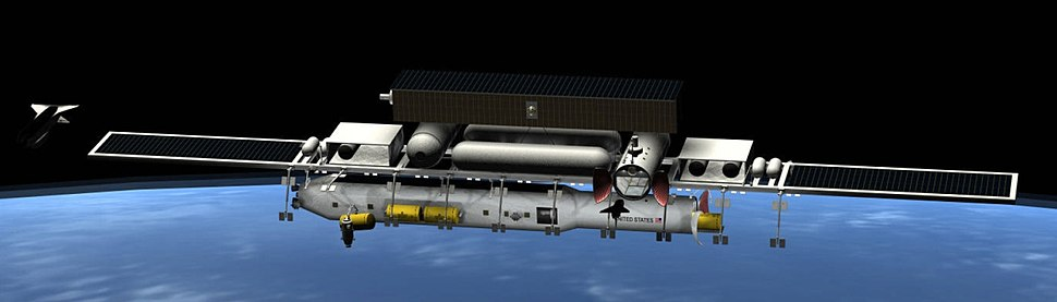 American Space Dock Concept A