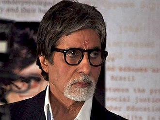 Aarakshan - Amitabh Bachchan at the promotion of Aarakshan at Mehboob Studio, Mumbai