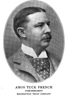Amos Tuck French