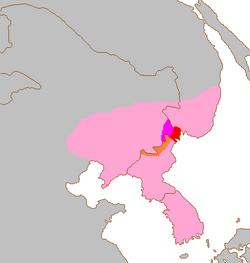 Amur Leopard distribution.PNG