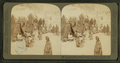 An Arctic Village-Eskimos among, their topeks (tents) and snow, igloo (right), St. Louis, from Robert N. Dennis collection of stereoscopic views 2.png