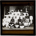 An unknown gathering in India (c. 1900).jpg