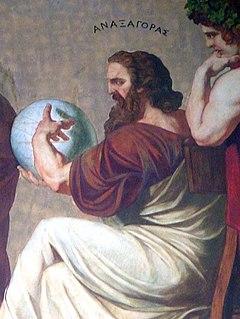 Anaxagoras Ancient Greek philosopher